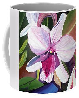 Happy Orchid Coffee Mug