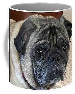 Happy Pug Coffee Mug