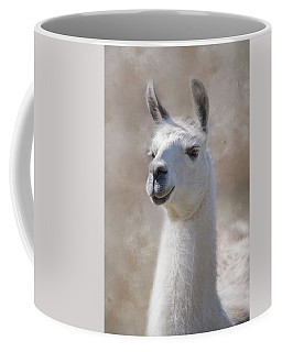 Coffee Mug featuring the photograph Happy by Robin-Lee Vieira