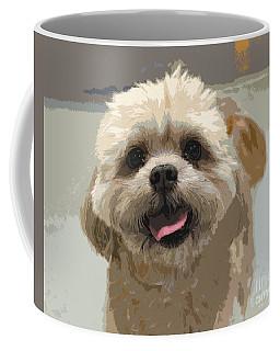 Happy Shih Tzu Coffee Mug