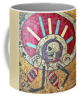 Happy Skull Coffee Mug