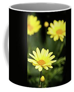 Happy Summer Flowers Coffee Mug