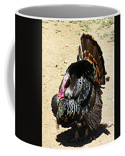 Coffee Mug featuring the photograph Happy Thanksgiving by Joseph Frank Baraba