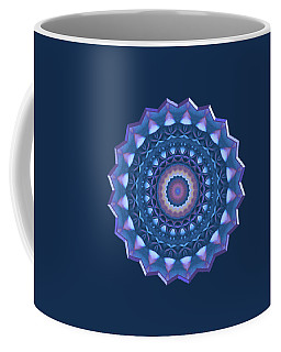 Happy To Be Blue Coffee Mug