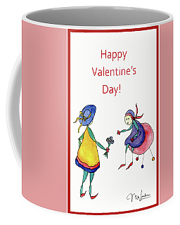 Happy Valenitine's Day Coffee Mug
