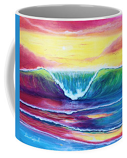Happy Wave Coffee Mug