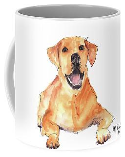 Happy You Are Here Coffee Mug