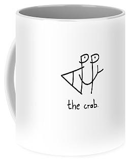 Happythecrab.com Coffee Mug