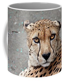 Harbin Leopard Coffee Mug