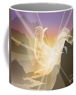 Harbinger Of Light Coffee Mug