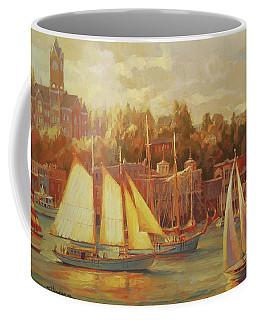 Harbor Faire Coffee Mug