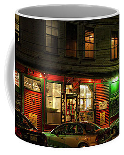 Harbor Fish Market Coffee Mug