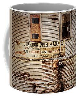 Harbor Fish Market Coffee Mug