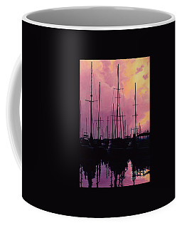 Harbor Glow Coffee Mug