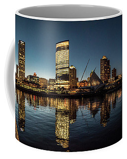Harbor House View Coffee Mug