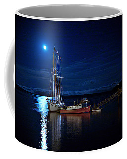 Harbor Moon Coffee Mug