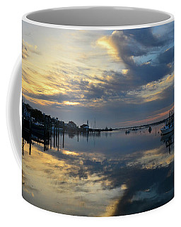 Harbor Morning 3 Coffee Mug