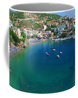 Harbor Of Bali Coffee Mug