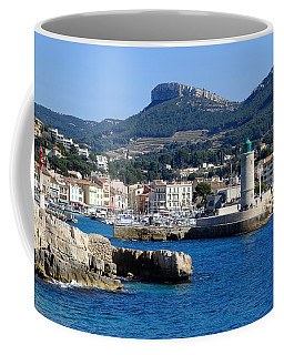Harbor Of Cassis Coffee Mug