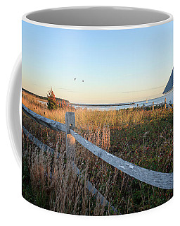Harbor Shed Coffee Mug