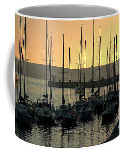 Harbor Sunrise Coffee Mug