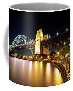 Harbour Fence Coffee Mug