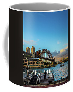 Harbour Sky Coffee Mug