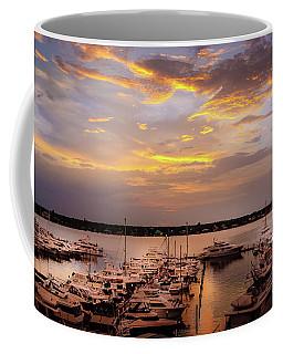 Harbour Sunsent Coffee Mug