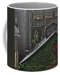 Hard Rain Coffee Mug
