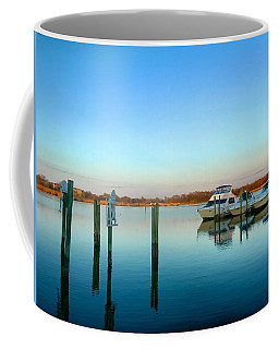 Hard Yacht Cafe Coffee Mug