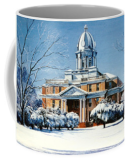 Hardin County Courthouse Coffee Mug