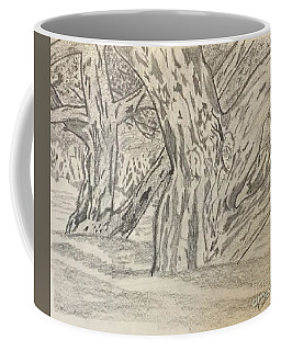 Hardwoods Coffee Mug