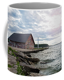 Coffee Mug featuring the photograph Hardy Gallery by Joel Witmeyer
