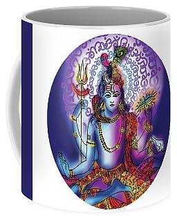 Hari Hara Krishna Vishnu Coffee Mug