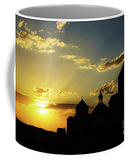 Harichavank Monastery At Sunset, Armenia Coffee Mug