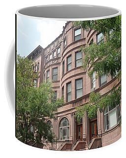 Harlem Brownstones Coffee Mug