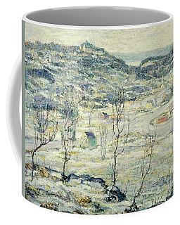 Harlem Valley, Winter Coffee Mug