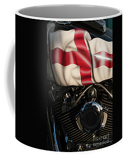 Coffee Mug featuring the photograph Harley Davidson 13 by Wendy Wilton