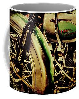 Harley Davidson Coffee Mug by Joel Witmeyer
