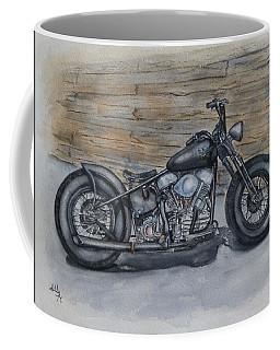 Harley-davidson Panhead 1950 Coffee Mug