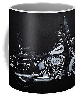 Harley Davidson Snap-on Coffee Mug