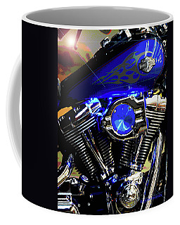 Harleys Twins Coffee Mug
