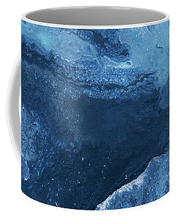 Harmonious Blues- Art By Linda Woods Coffee Mug