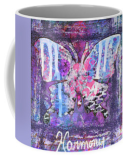 Harmony Butterfly Coffee Mug