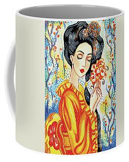 Harmony Flower Coffee Mug