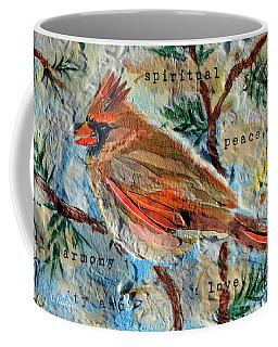 Harmony Coffee Mug by Li Newton