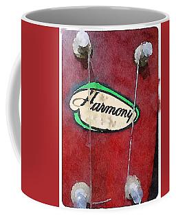 Harmony Uke Coffee Mug