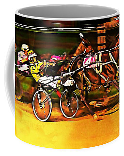 Harness Race #2 Coffee Mug