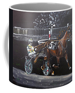 Harness Racing Coffee Mug
