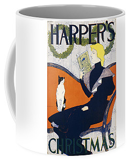 Harper's Christmas Coffee Mug